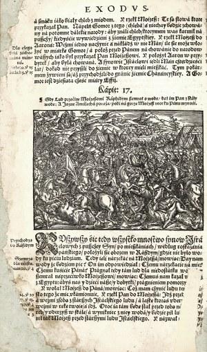 BIBLIA Leopolity. Biblia To iest KSięgi STarego y NOwego Zakona, na Polski ięzyk, według Lacińskiey Bibliey [...