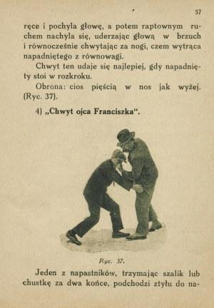 HARSKI Ignacy: Sztuka bronienia się. (L'art de se defendre). Opracował... Warszawa...