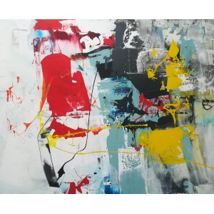 Małgorzata Pabis (ur. 1980), Open up, 2020