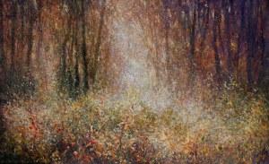 Mariusz Kałdowski, Enchanted Forest, 2020