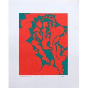 Jan Dobkowski, Kompozycja (16/100), 2003