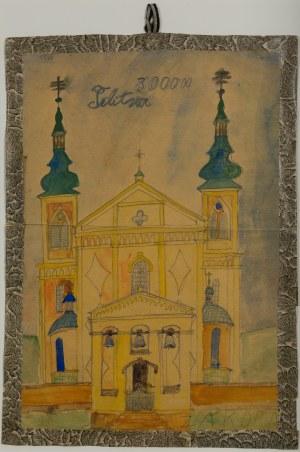 Nikifor Krynicki, Kościół