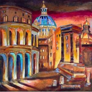Magdalena Kurek, Wielkie piękno Rzymu