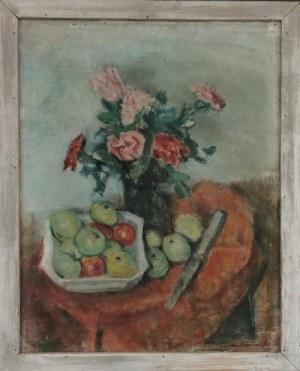 Zygmunt KAŁUSKI (1880-1968), Kwiaty i owoce