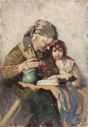 Ludwik ROWIŃSKI, XX w., Nad książką