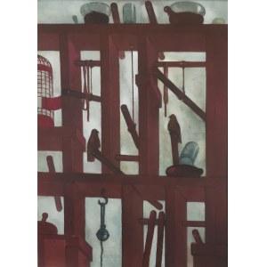 Kiejstut BEREŹNICKI (ur. 1935), Pochwała Pompei, 1983