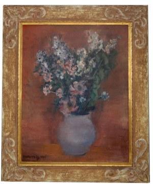 Joachim Weingart (1895 Drohobycz - 1942 Oświęcim), Kwiaty w wazonie