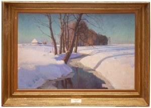 Teodor Ziomek (1874 Skierniewice-1937 Warszawa), Zima
