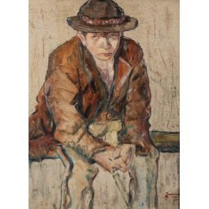 Antoni Suchanek (1901 Rzeszów - 1982 Gdynia), Góral, 1922 r.