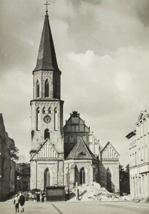 SULECHÓW. Kościół Podwyższenia Krzyża