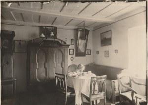 MŁYNARY (pow. elbląski). Wnętrze domu mieszkalnego – muzeum etnograficzne