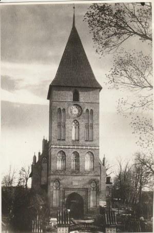 PRZEZMARK (pow. elbląski). Kościół Podwyższenia Krzyża Świętego