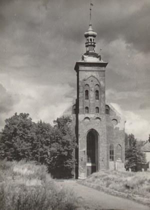 GDAŃSK. Kościół św. Jakuba po odbudowie
