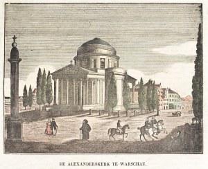 WARSZAWA. Kościół św. Aleksandra