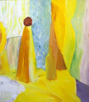 Dominika Fedko-Wójs, (ur. w 1992 r.) Yellow Still life I 2013