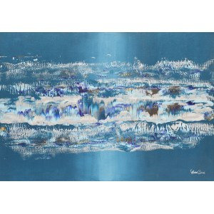 Marta Dunal, Ice structure, 2020