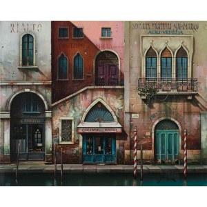 Jan Stokfisz-Delarue, Venice