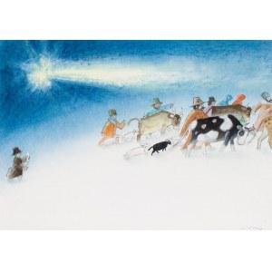Józef Wilkoń - Droga do Betlejem