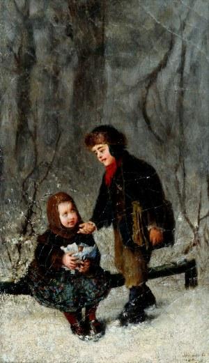 Stanisław Heymann (1843-1915), Dzieci, 1875