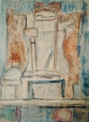 Krystyna Pelletier (1914-2007), Przy oknie