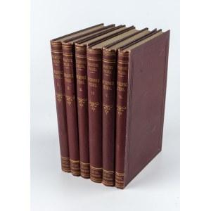 MICKIEWICZ Adam - Pisma. Tom I-VI [GRAŻYNA, DZIADY, PAN TADEUSZ, KONRAD WALLENROD...]