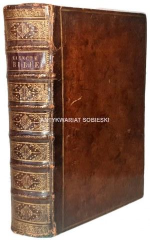BIBLIA JANA ZIARNKI  t. 1-3 wyd. 1621