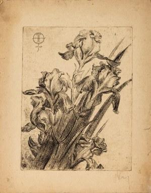 Nierozpoznany Autor, Kwiaty, 1949