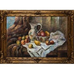 Leonard Pękalski, Martwa natura z jabłkami