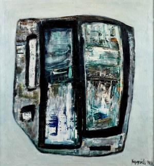 Zbigniew KUPCZYŃSKI (ur. 1928 Wilno), Kompozycja, 1964