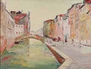 Włodzimierz TERLIKOWSKI (1873-1951), Wenecja
