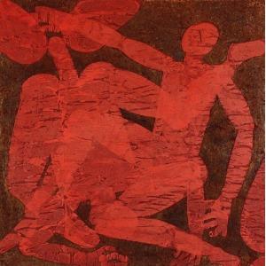 Krzysztof PATALAS (ur. 1961), Z cyklu: drzewa, 2016