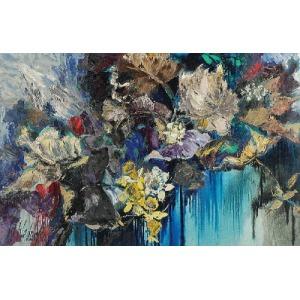 Wanda WEDECKA (1919-2011), Kompozycja abstrakcyjna