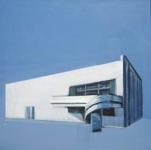 Maria Kiesner (1976), KORNGOLD NA FRANCUSKIEJ ( BIAŁY DOM ), 2019 r.