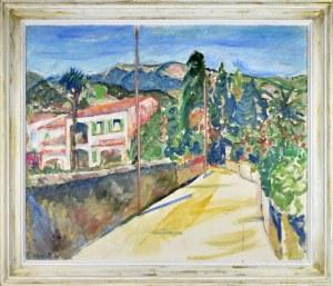 Teresa Wallis - Joniak (Ur. 1926), W Pirenejach, 1997