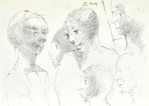 Roman Banaszewski (Ur. 1932), Szkice postaci