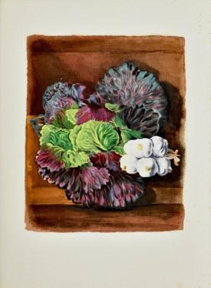 Mojżesz Kisling (1891 - 1953), Martwa natura z czosnkiem