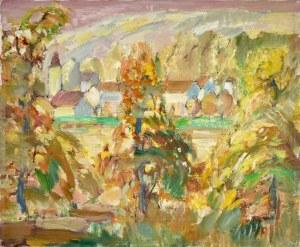 Henryk Krych (1905 - 1980), Pejzaż
