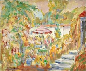 Henryk Krych (1905 - 1980), Ogród