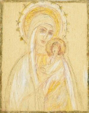 Krystyna Pelletier (1914-2007), Matka Boska z Dzieciątkiem