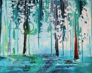 Anna Jakubiak-Sęk, Forest V