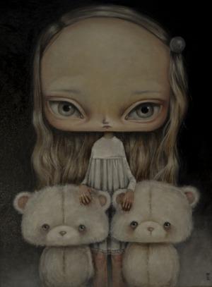 Paulina Góra, Dziewczynka z niedźwiedziami
