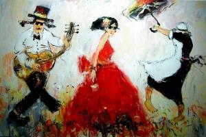 Dariusz Grajek, Czerwona sukienka
