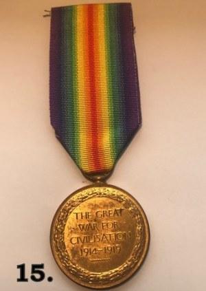 Brytyjski Victory Medal