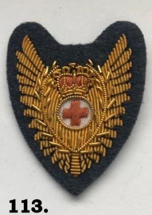 Oryginalna odznaka II W. Św.
