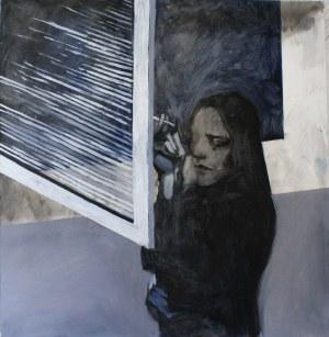 Ewelina Kołakowska (ur. 1993), 4, z cyklu: Darkness visible, 2016