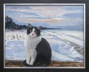 Celina Reiss-Litke (ur.1950), Kot, 2013