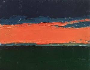 Lidia Wnuk (ur. 1988), Wieczorne niebo XVIII, 2020