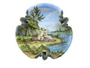 Waza do wina w stylu renesansowym (Vasca trilobata)