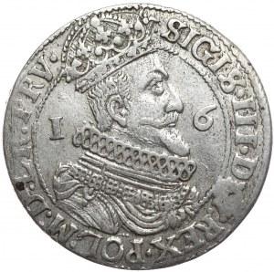 Zygmunt III Waza, ort 1623, Gdańsk, PRV∙