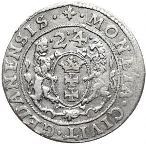 Zygmunt III Waza, ort 1624/3, Gdańsk